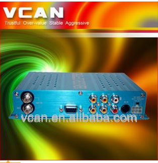 VCAN DVB-T1100 Car dvb-t mpeg2 decoder
