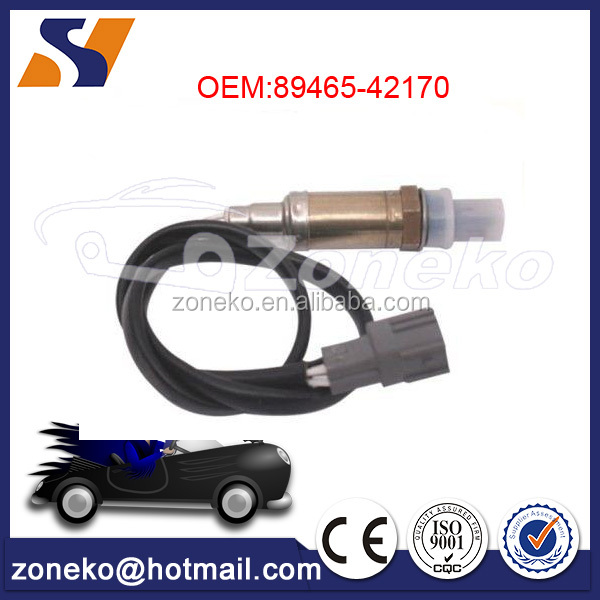 China supplier Preformance 89465-42170 For Camry RAV4 2.5L Lexus ES300 oxygen sensor cost