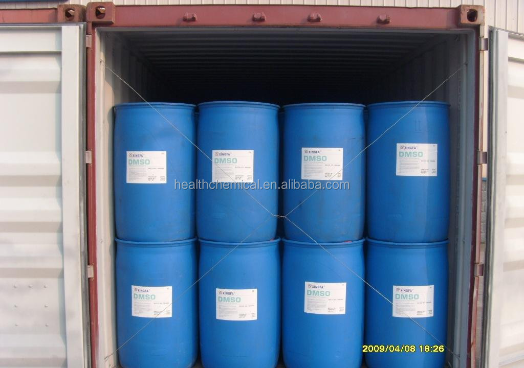 Industrial Grade DMSO / Dimethyl Sulfoxide / 67-68-5