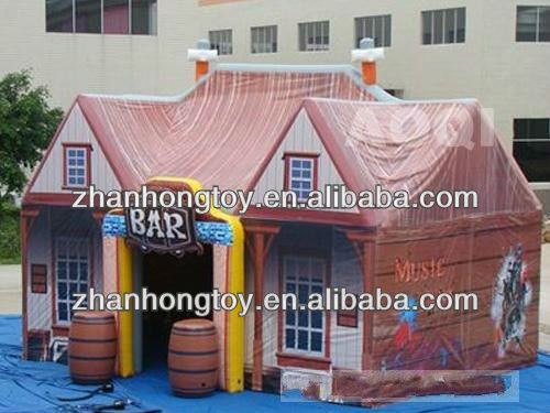 2013 new design inflatable bar tent for sales