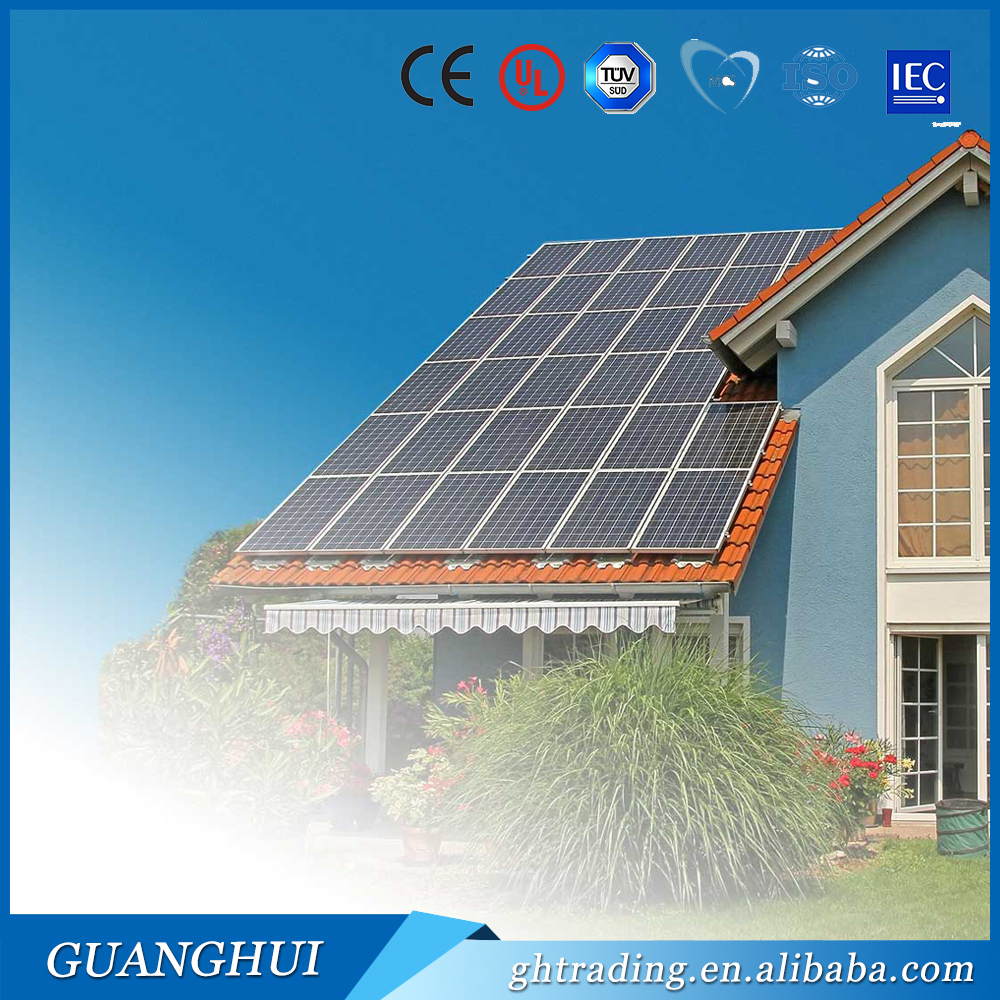 Chinese manufacturer hot selling 250W 300W solar panel
