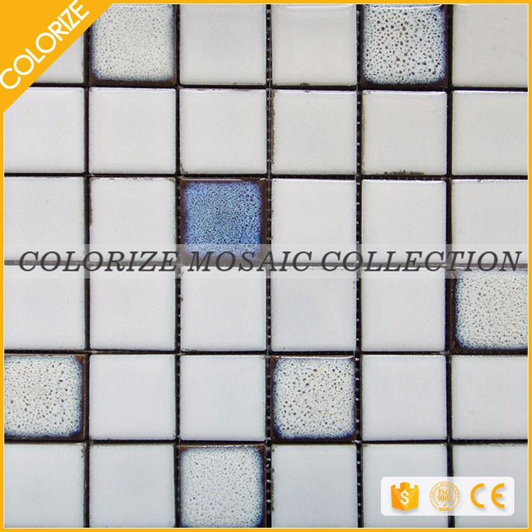 Big size high quality ceramic mosaic floor tile