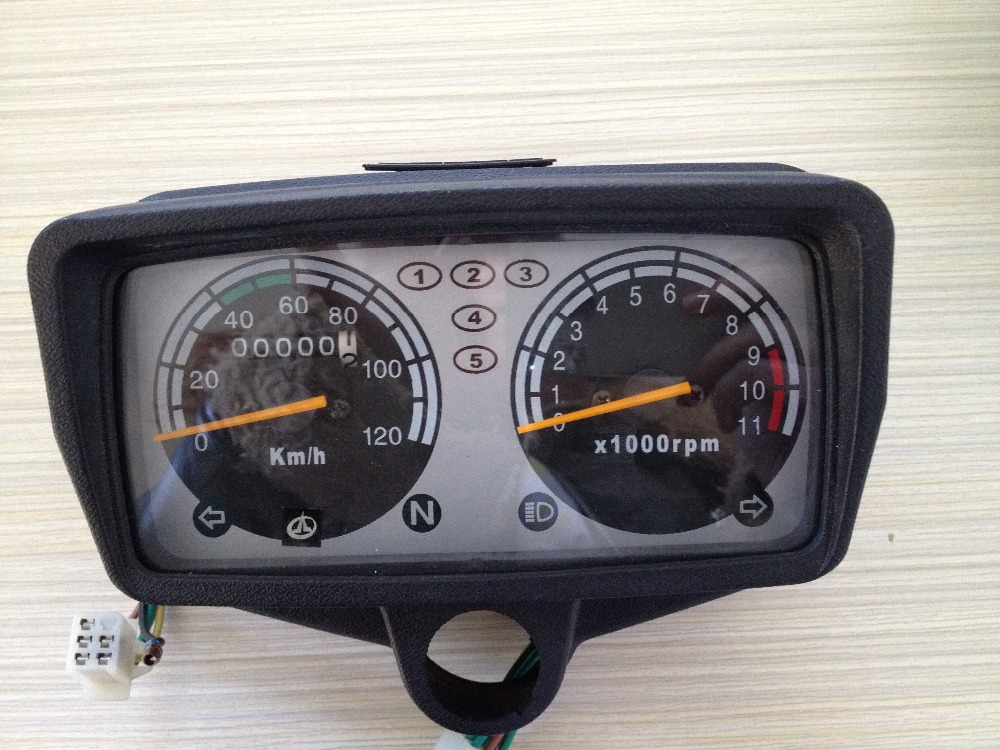 motorcycle aftermarket speedometer/LCD display with variou models and good design