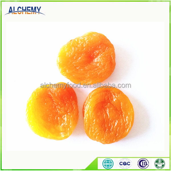 health food candied apricots