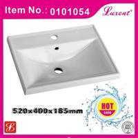 High grade Porcelain Ware WC Hair Wash Sink