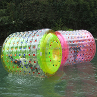 Floating Inflatable Water Walking Roller Ball For Park