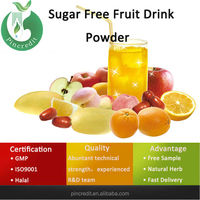 Fruit Juice Powder/Fruit Powder/Sugar Free Fruit Drink Powder