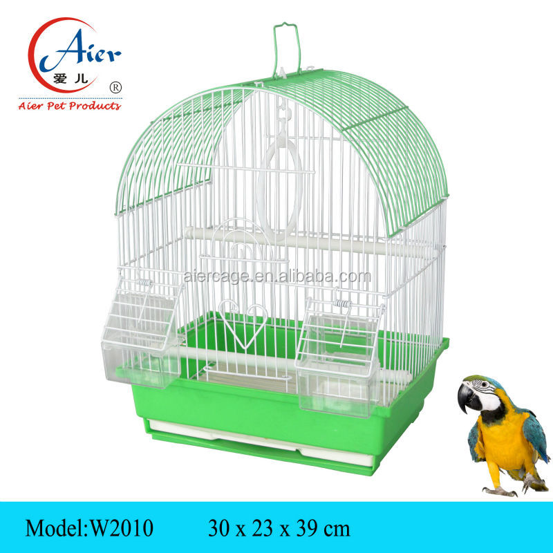 Factory of China Bird cage double parrot cage