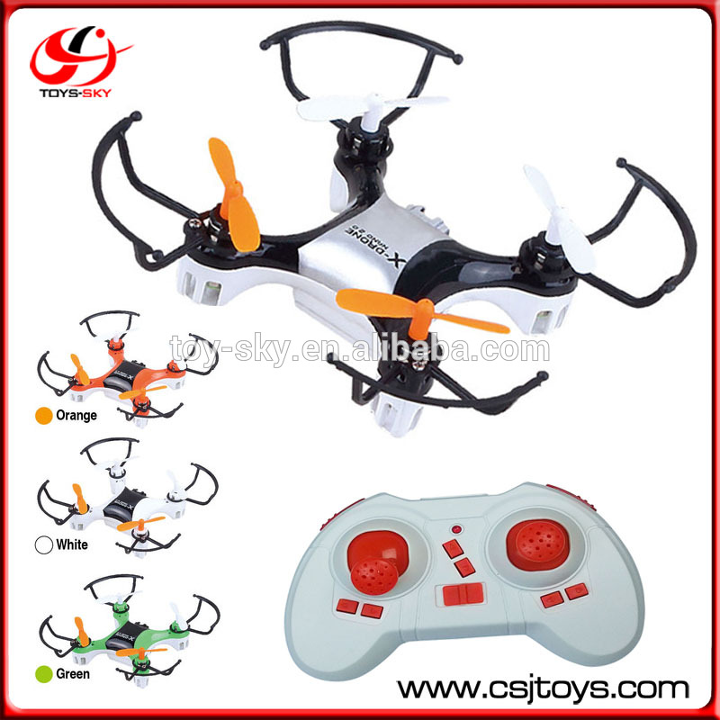 2.4G Helicopter RC Mini Quadcopter Drone Toys With Headless Function H801