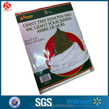 Dollar Stores Giant Gift Bag Plastic Sleeves Christmas Tree Removal Poly Cover