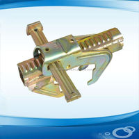 structural casted steel formwork clip/scaffolding board clamp