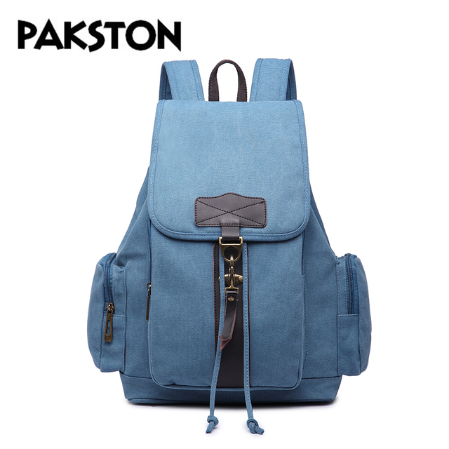 ba7cc7fb7a Wholesale Cheap Price Custom Logo Design Fashion Travelling Vintage School Canvas  Backpack Bag