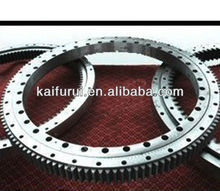 excavator swing ring gear crane slewing bearing