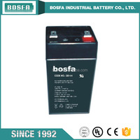 Sealed Lead Acid Battery 4v 4ah