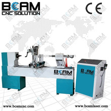 BCAMCNC! wood turning lathe to BCM15030 used for different wood meterial legs
