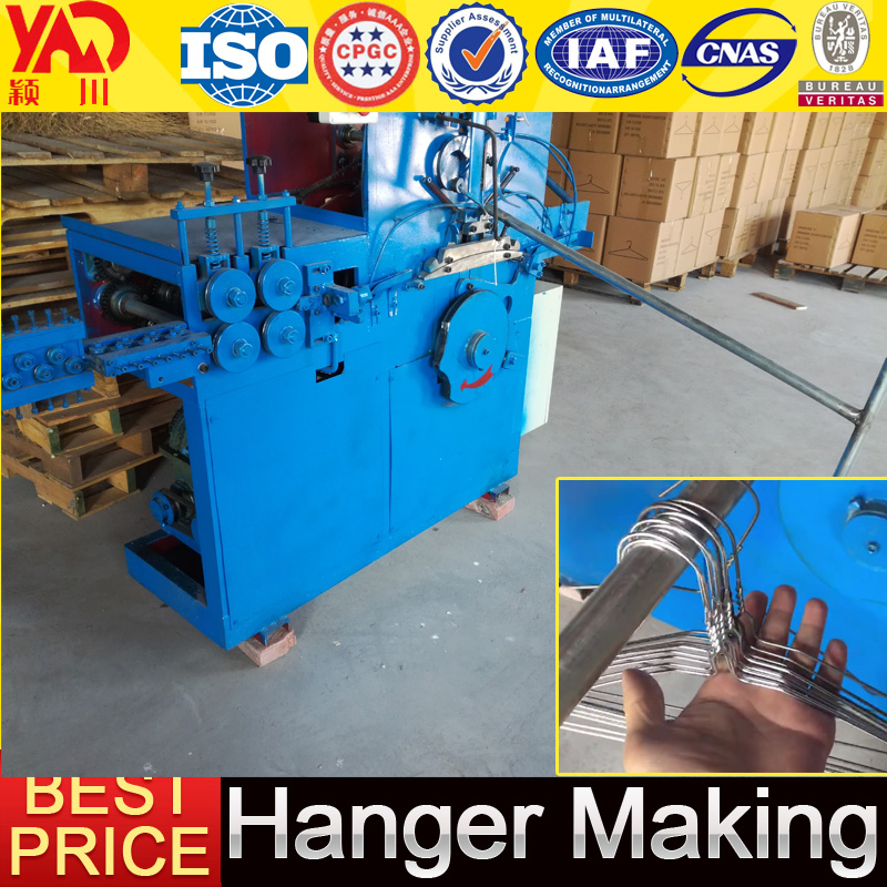 Metal Processing Machinery Wire Coat Hanger Machine
