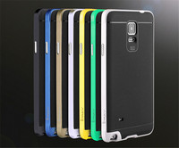 For Samsung Note 4 iPaky Slim Silicone Protective Cover With PC Frame Case Cover For Galaxy Note 4 N9100