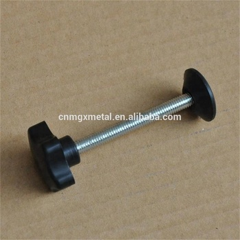 High Quality Desk Clamp Adjustable M8x78mm Plastic Screw
