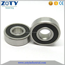 SS698 8x19x6mm sliding shower door ball bearings S698 2RS S698RS