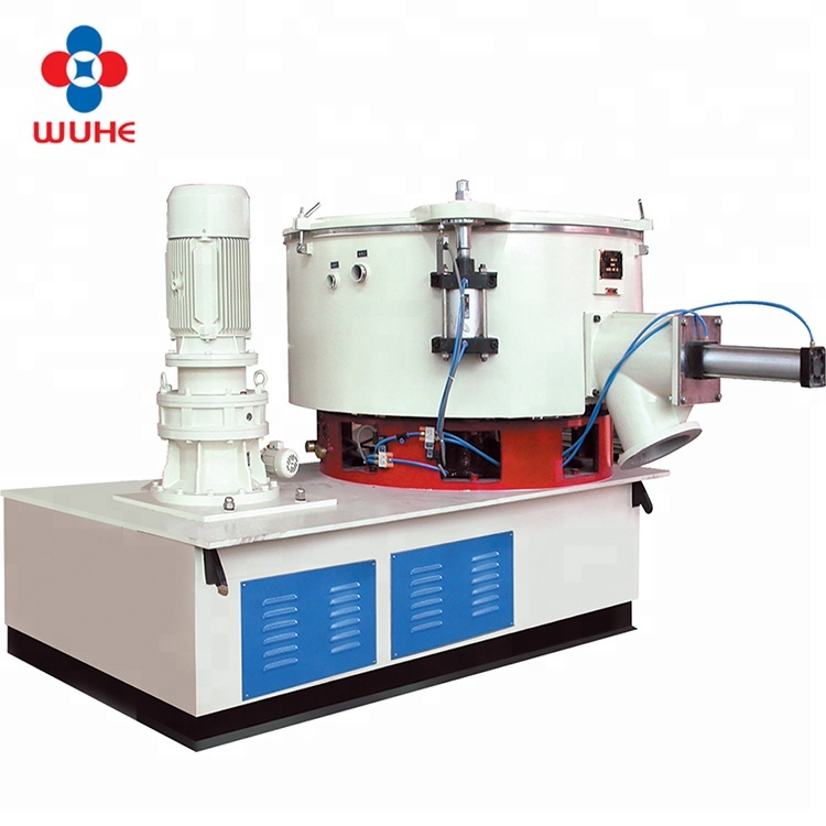 industrial powder <strong>PVC</strong> Formulation Compounding plastic mixer machine