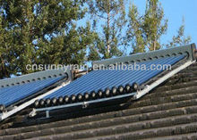 Popular Design Heat Pipe Solar Collector