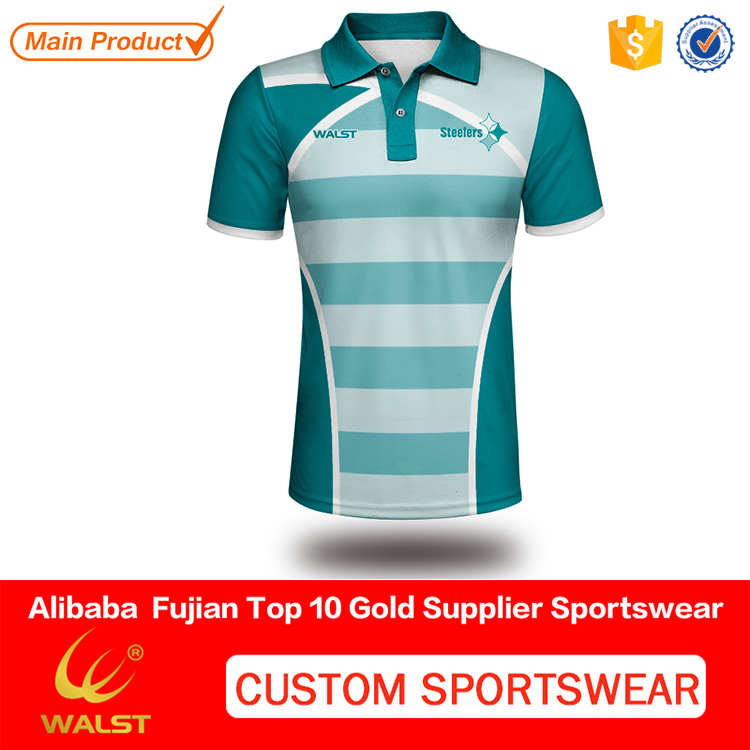 Custom sublimated election campaign sublimated polo printed t shirt with your design