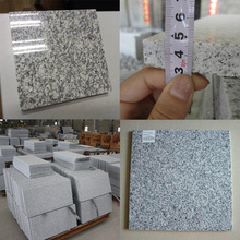 Fast Shipment Exterior Wall Covering Crystal White Granite