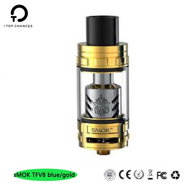 Company International Smoktech Tank Rebuildable Tank TFV8 Review wholesale stock TFV8 stock best prices
