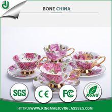 rose decorative ceramic heat resistant ceramic spacer