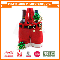 Factory outlets Christmas wine bottle bag