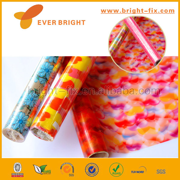 2014 China Supplier types of gift wrapping paper/poly gift wrap/pre wrapped gift boxes