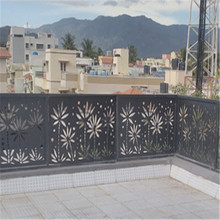 Factory price laser cut metal fence panels wholesale