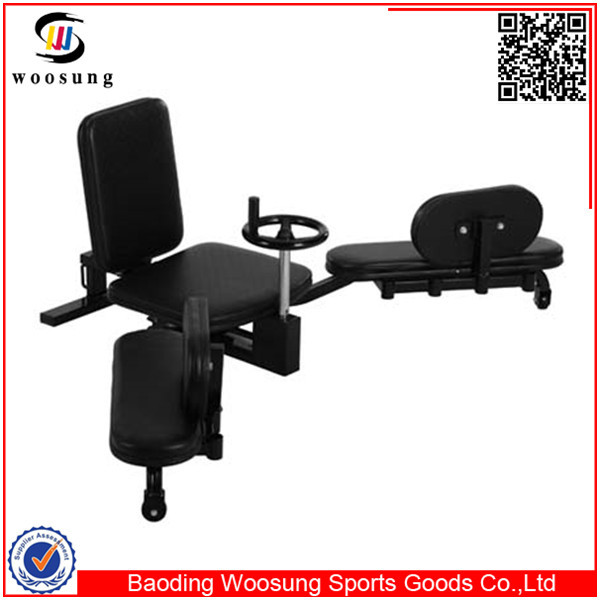 leg splitter machine