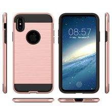 slim armor spigen hard protective case for iphone X, for iphone X armor case