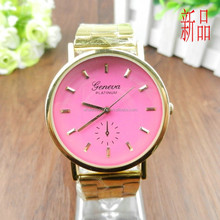 fashion japanese geneva brand wrist watches