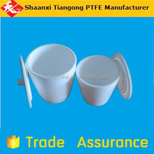 PTFE material Ashing experiment instrument polytef crucibles