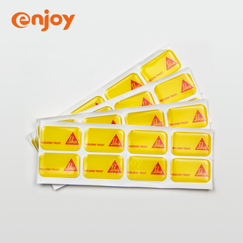 Make Epoxy Resin Sticker 3D Resin Sticker 3D Raised Sticker