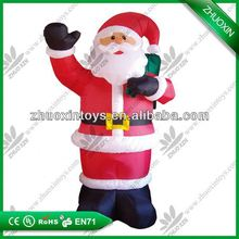 2013 New arrive commercial Inflatable Christmas decoration,lowes christmas inflatables