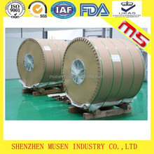 Building material 8011 h 22 coil 0.3mm roll aluminum sheet for sale