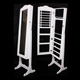 floor mirror jewelry armoire standing mirror jewelry box rotating mirror jewelry cabinet