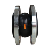Rubber Bellows Coupling Flexible Single Sphere Rubber Expansion Joint