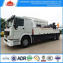 Biggest manufacturer 40 tons big wrecker High quality cheap tow truck for sale