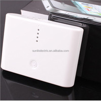 Stylish charging units portable mobile power bank