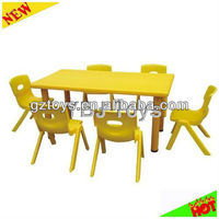 rectangle 2013 good quality childrens Chairs and Tables for sale in China