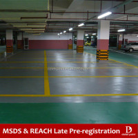 DE416 Waterborne Epoxy Flooring Paint