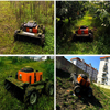 2017 New Exgain 2rd Generation Robot cheap lawn mowers