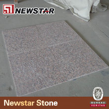 Wholesale chinese maple red g652 granite flamed granite tiles