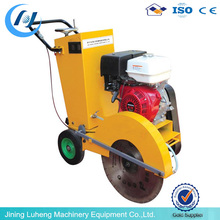 asphalt road cutter diesel or gas engine concrete cutting machine