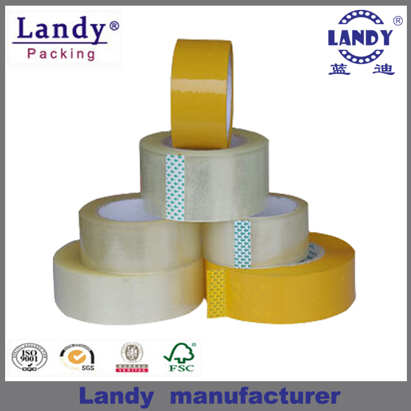 China suppiler of competitive price custom easy open box sealing tape