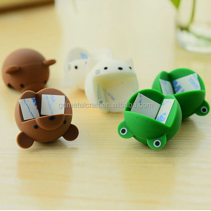 Anticollision Soft Animal Shape Baby Safe Corner Protector Kids Table Desk Guard